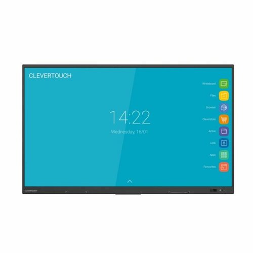 Clevertouch MFT-Display IMPACT Plus 86 Zoll